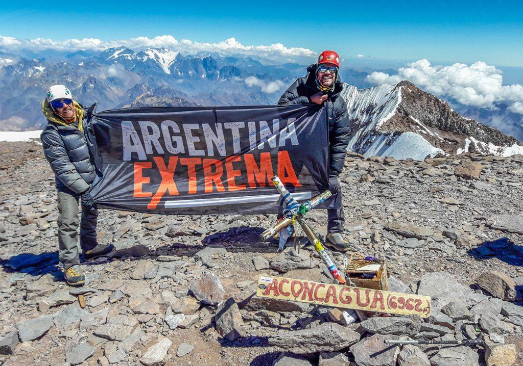 Aconcagua Mount